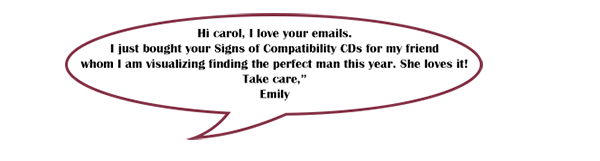 Customers - Signs of Compatibility