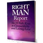 Right Man Report